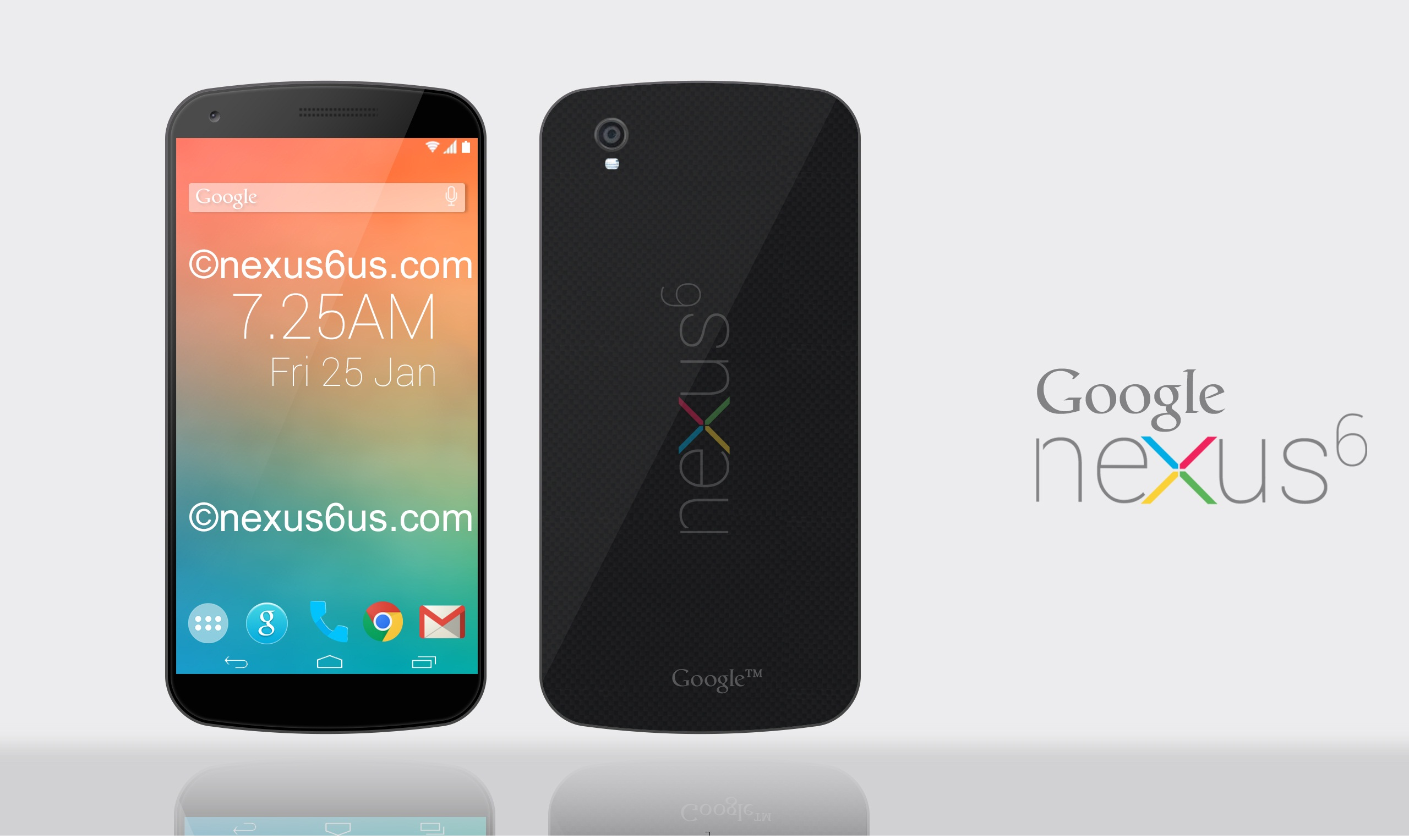 Google Nexus 6 will not be made by LG 1