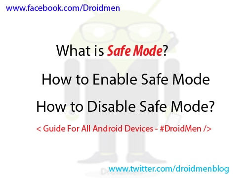 How to Enable Safe Mode in Android Phone Easily? 1