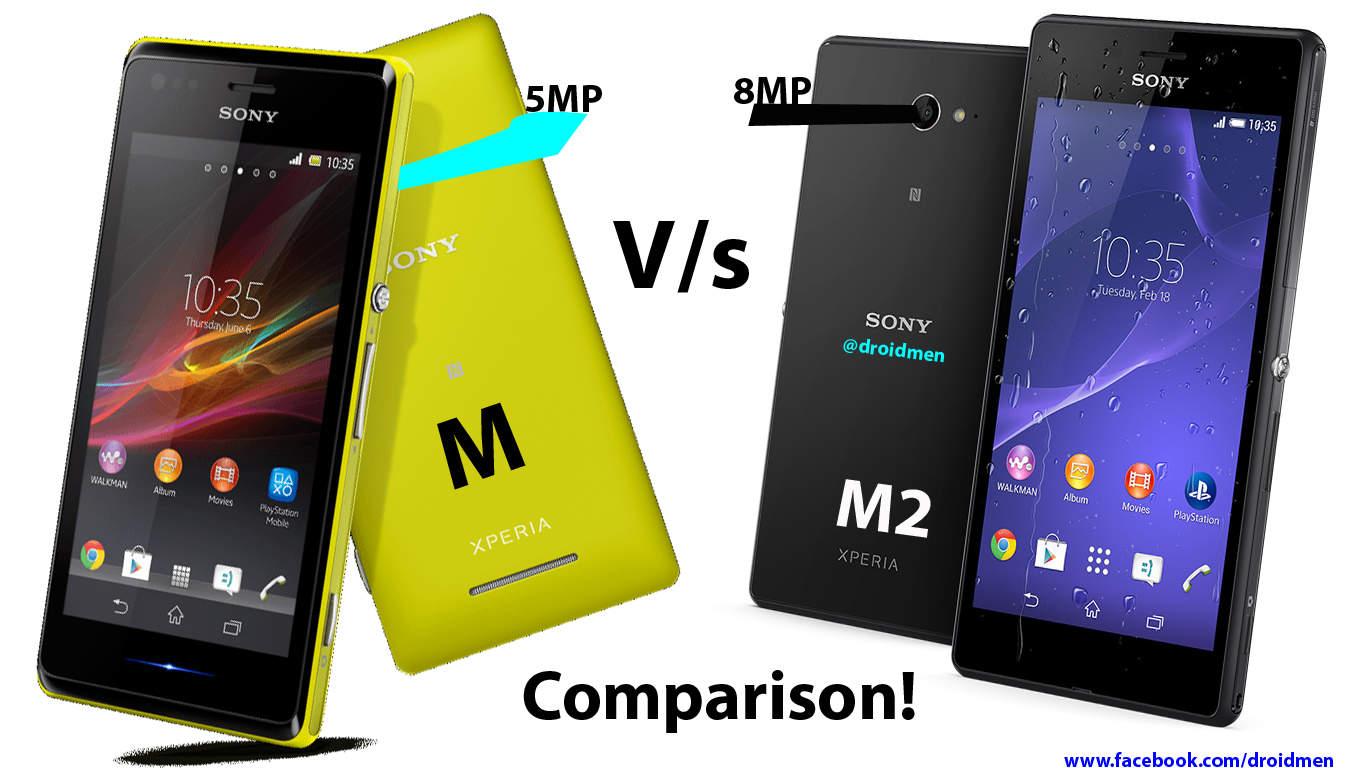 Sony Xperia M Vs Sony Xperia M2 Aqua - Comparison! 1