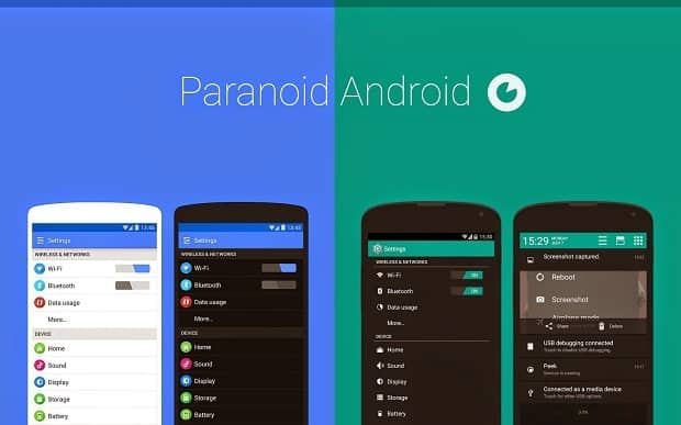 Install Paranoid Android 4.6 Beta ROM for Samsung Galaxy S3 1
