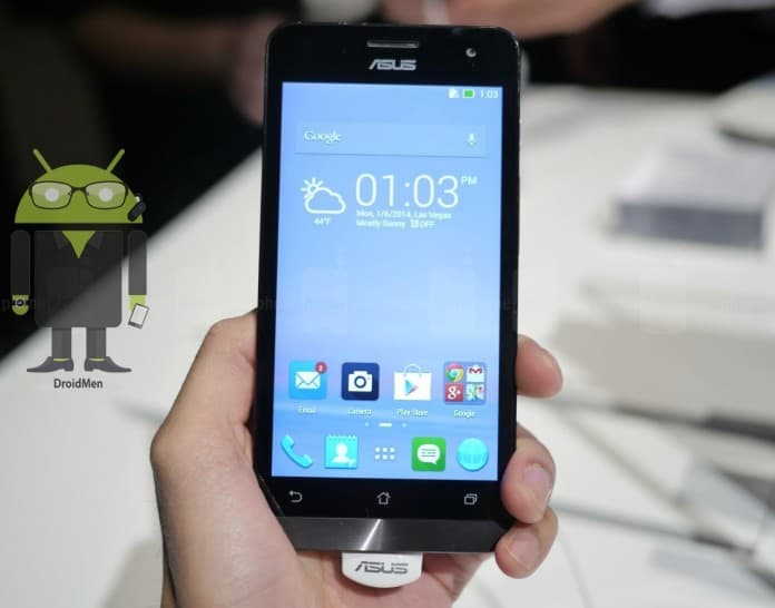 Asus Zenfone 55 To Be Launched At CES 2015