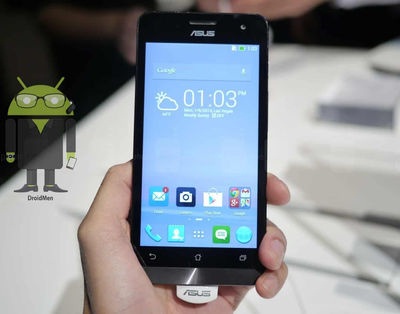 Asus Zenfone 5.5 (Second-Gen Asus Zenfone 5) to be Launched at CES 2015 in January 2015 1