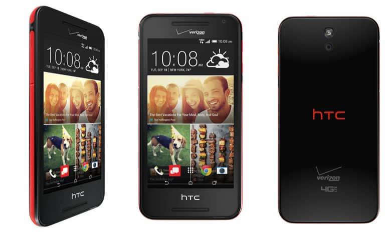 HTC Desire 612 Verizon Arriving Today 1