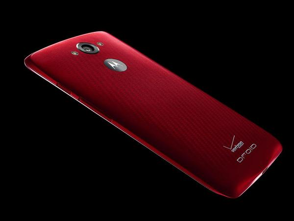 Motorola Droid Turbo Mistakely Leaked at Droid Landing 1