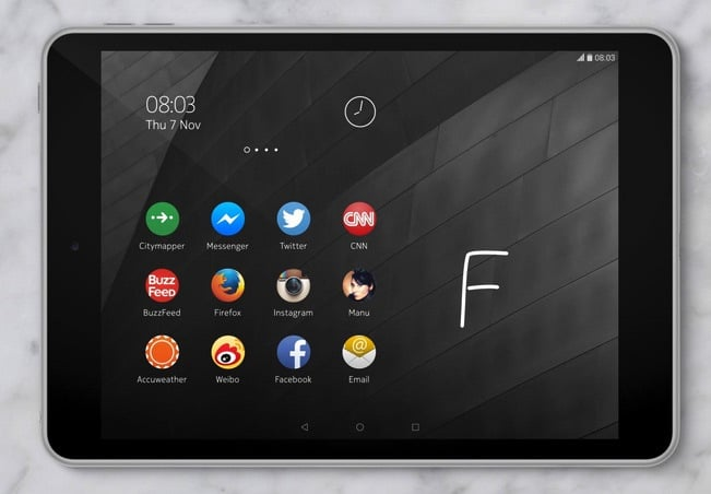 Nokia N1 Tablet - Android Lollipop Tablet from Nokia 1