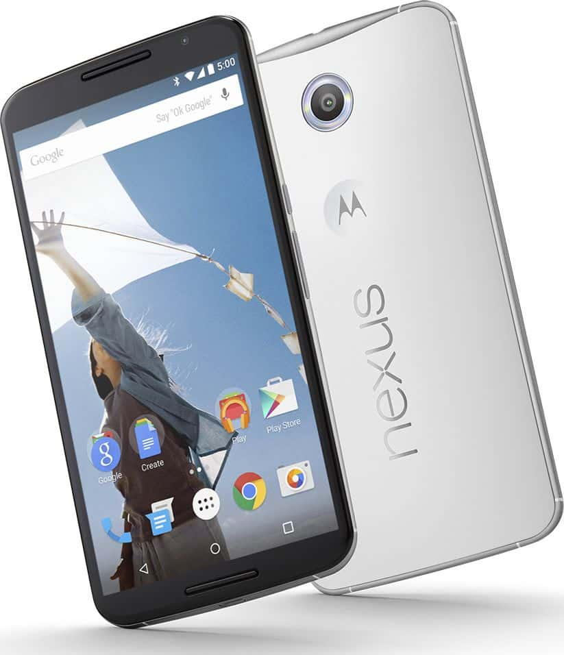 AT&T Nexus 6 Available For Pre-Order from November 12 1