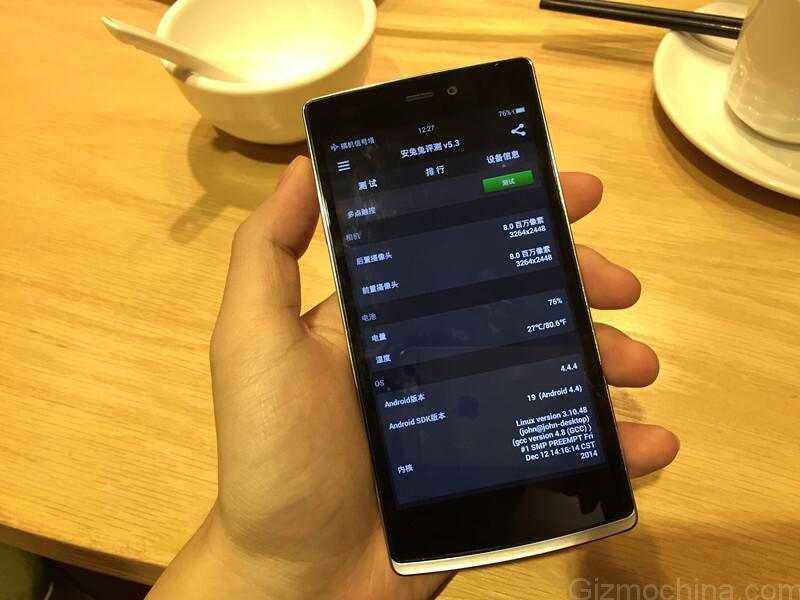 OnePlus One Mini Leaked in China : Leaked Specs and Details 1