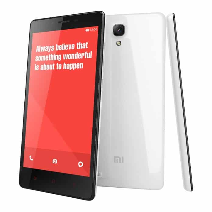 How to Unroot the Xiaomi Redmi Note 3G?