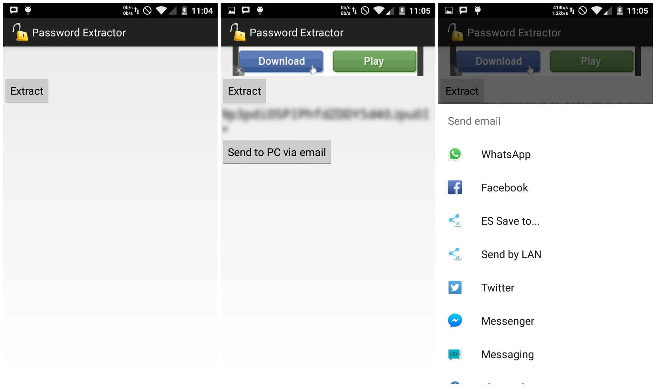 Android App to Retrieve WhatsApp Password [Root Access Required] 1
