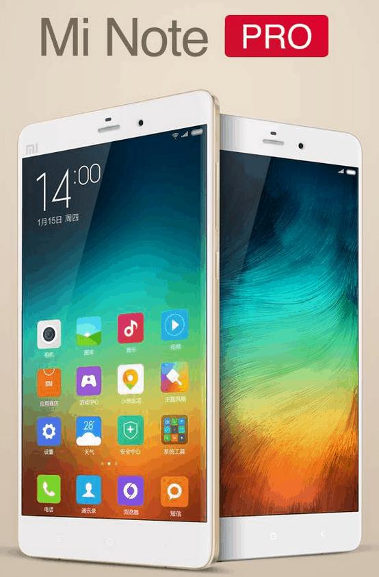 Xiaomi Mi Note Pro Specs and Details. 1