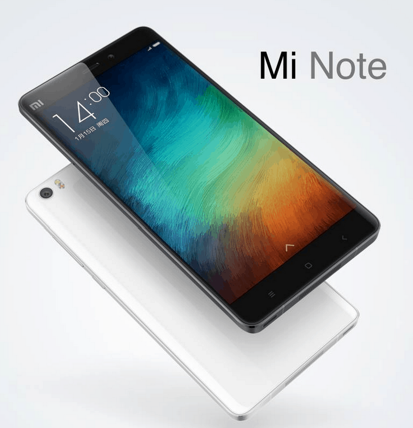 Xiaomi Mi Note Specs, Price, Availability, Release Date and Other Details 1