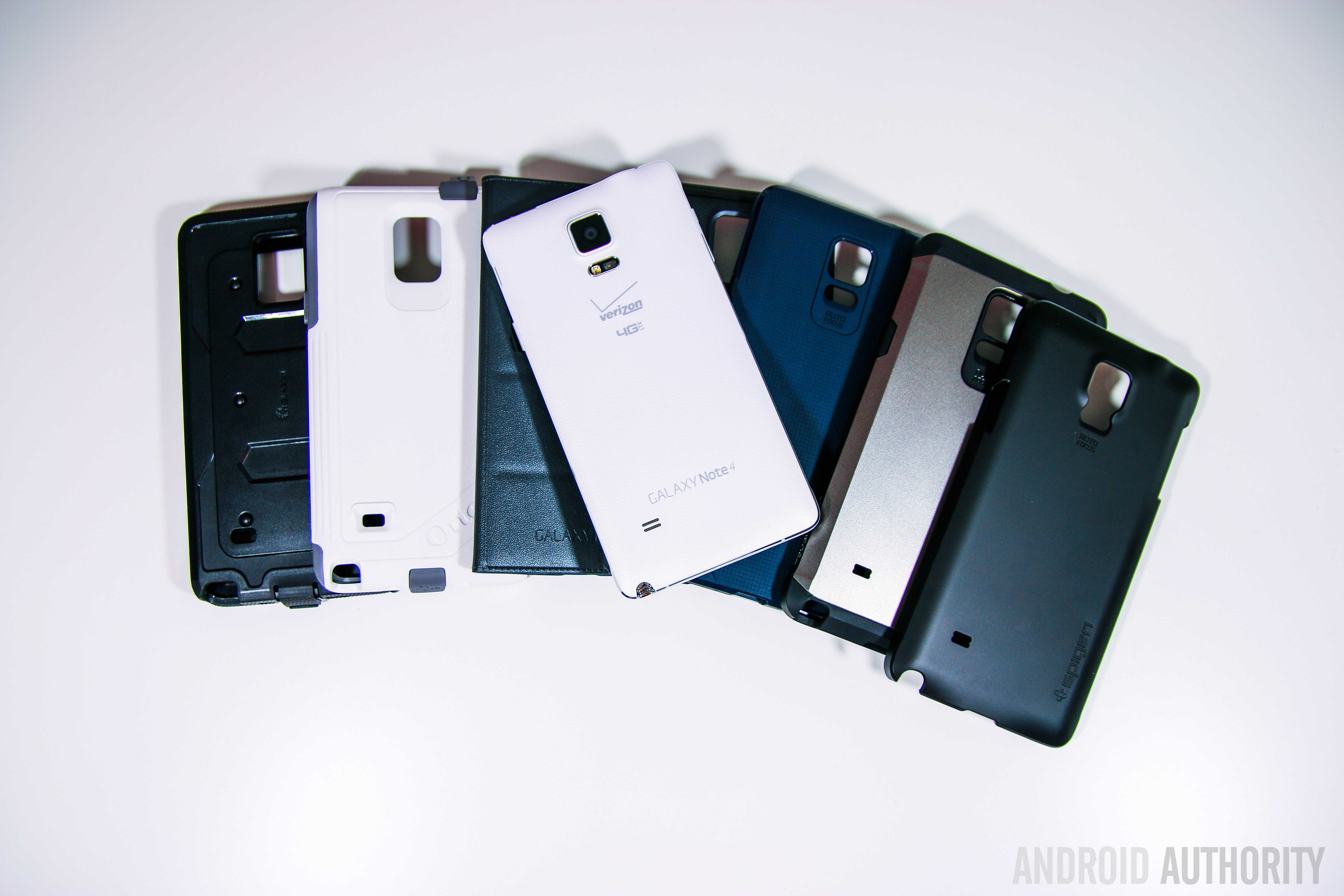 List of Most Popular Cases for Galaxy Note 4 1