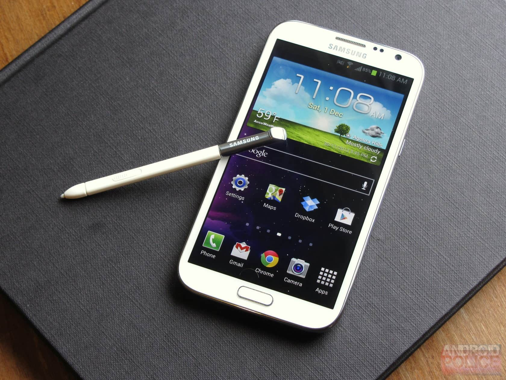 Samsung's Galaxy Note 2 to get Android Lollipop Update Officially! 1