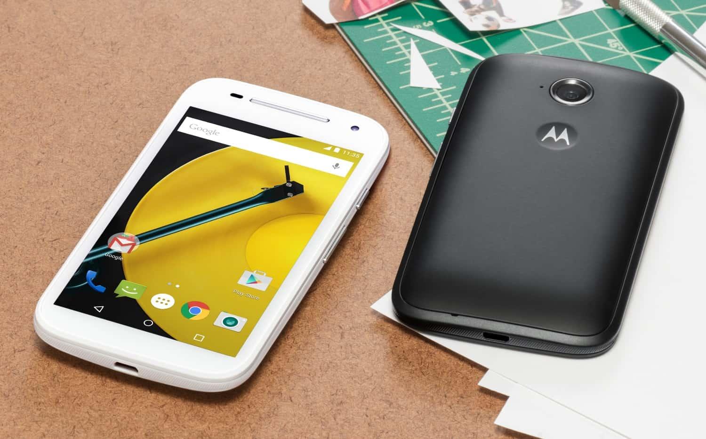 Motorola Announces Moto E 2nd Gen : Moto E 2nd Gen is Now Official 1