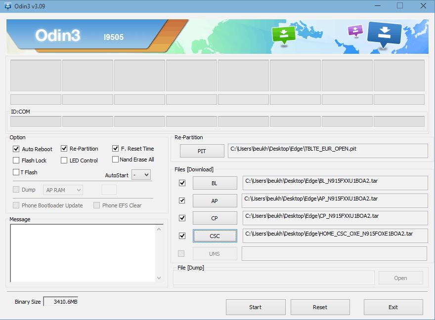 Note-Edge-ODIN-Flashing-Steps