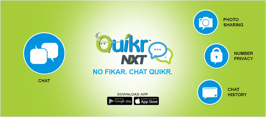 Quikr Launches Quikr NXT allowing Instant Messaging and Free Home Delivery 1