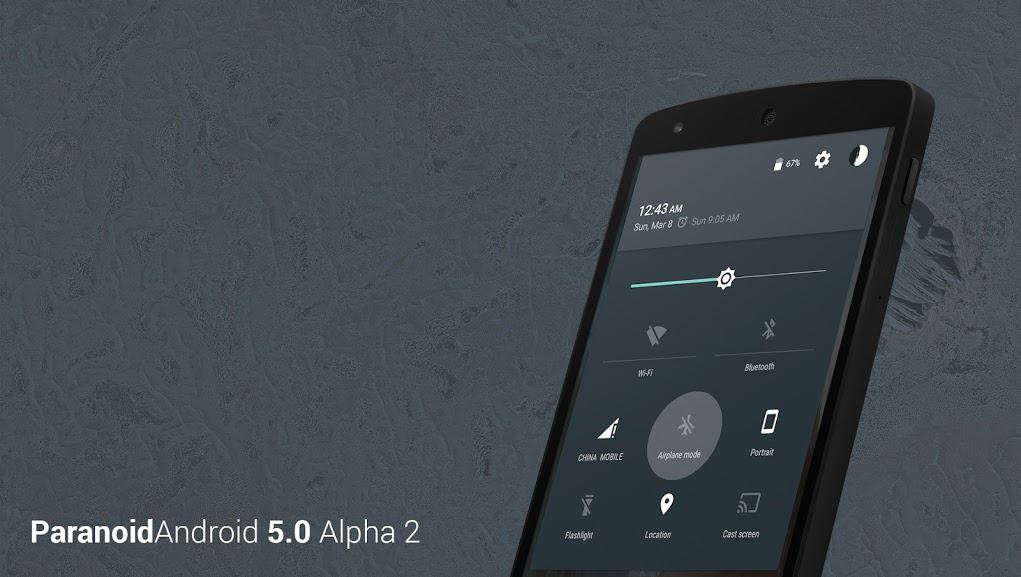 Paranoid Android 5.0 Alpha 2 Gets Public, Download Now! 1