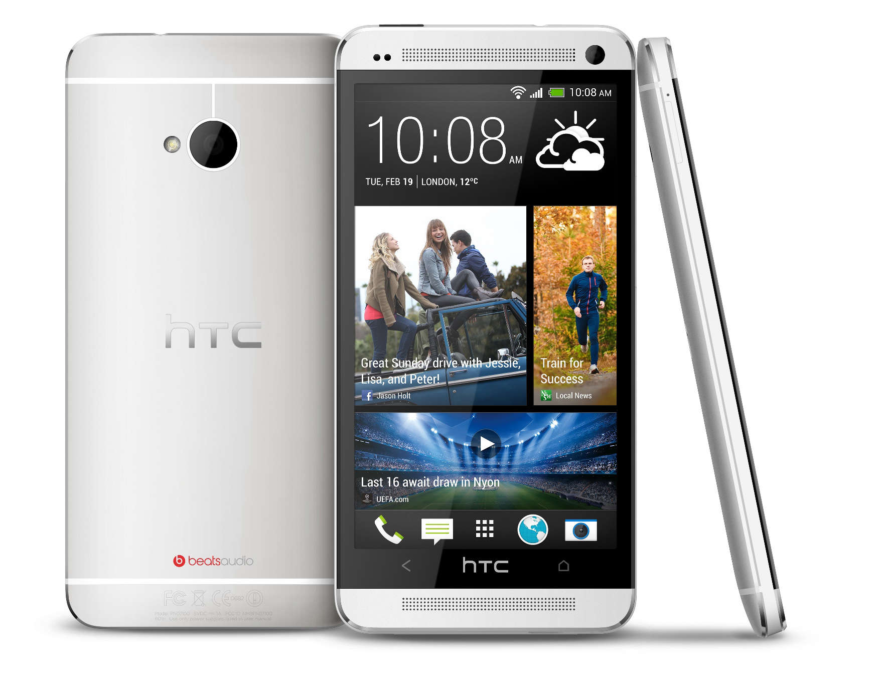 HTC Begins rolling out Android Lollipop 5.0 update for Selected HTC One M7 users. 1