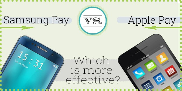 Samsung Pay Vs Apple Pay : Samsung Pay Wins! 1