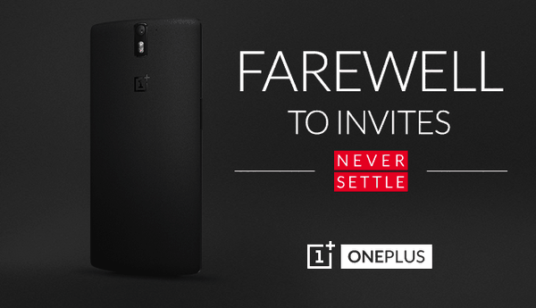 OnePlus Two Effect : The OnePlus One will be available without Invite. 1