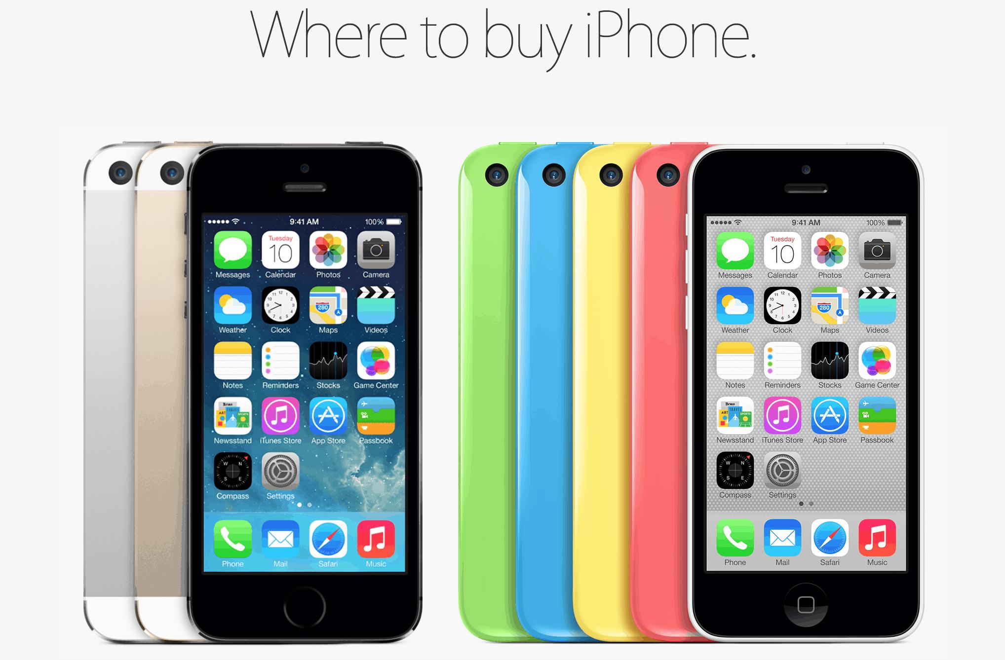 Top 5 Websites to Buy Apple iPhone Online in India. 1