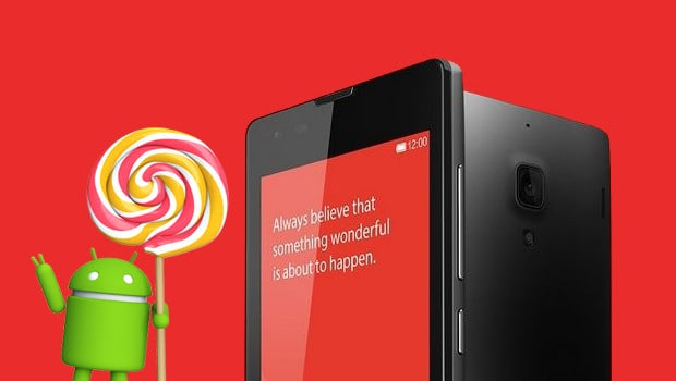 How to Update Xiaomi Redmi 1S to Android 5.1 Lollipop Manually 1