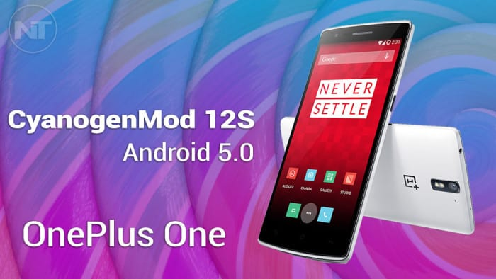 How to Install CM12S in OnePlus One Manually. 1