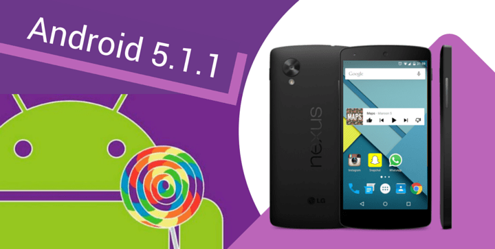 Android 5.1.1 Lollipop Factory Images are now Available for WiFi Nexus 7 (2012), Nexus 7 (2013) and Nexus 10. 1