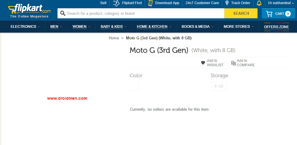 Moto G 3rd Gen Leaked, Signifies Moto G3 to Release Soon in India. 1