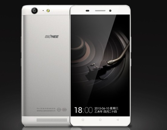 Gionee M5 Added to Gionee M SERIES - Gionee M5 Details & Specs. 1