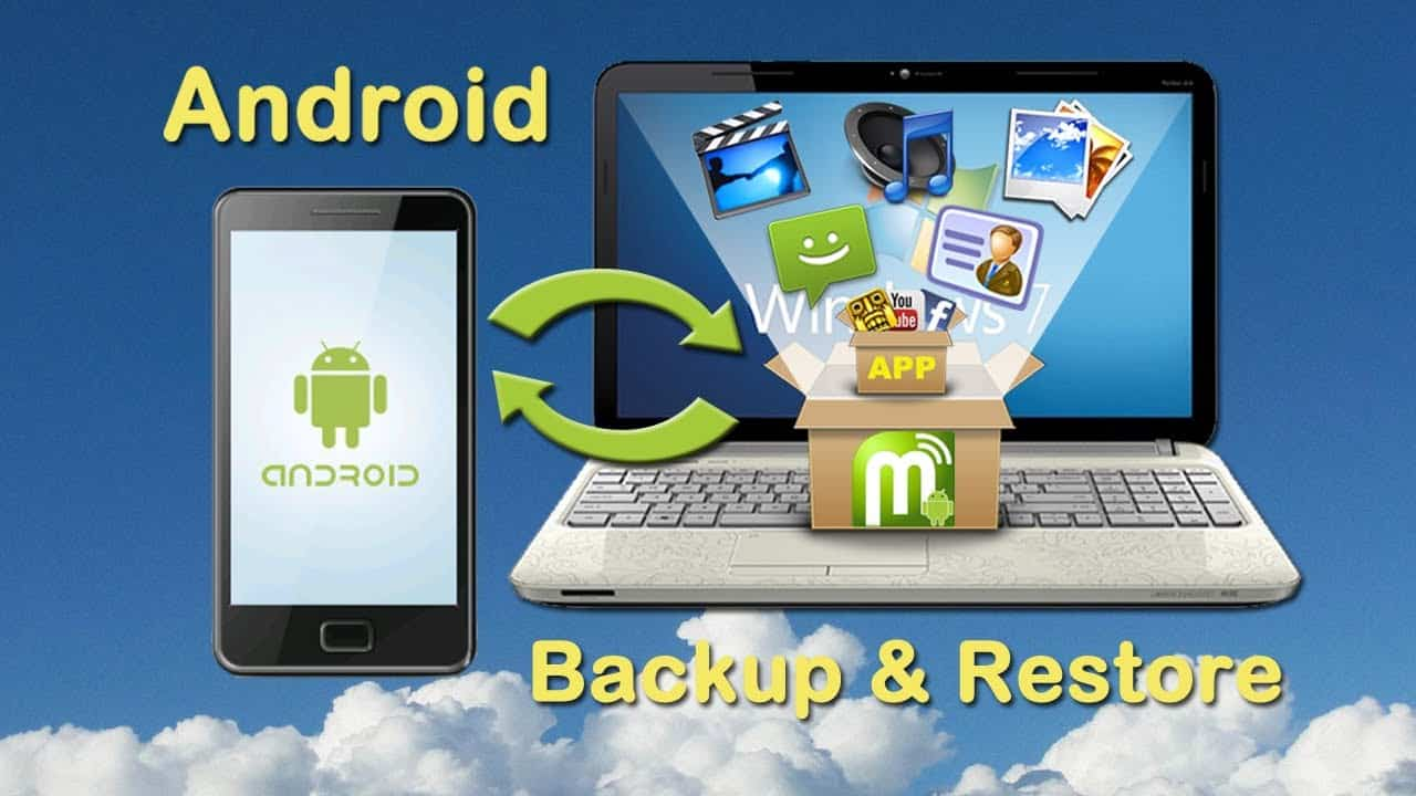 How to backup Android Apps and Data to PC without root 1
