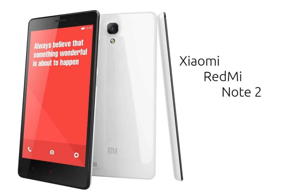 Xiaomi Redmi Note 2: Specs, Details and Features. 1