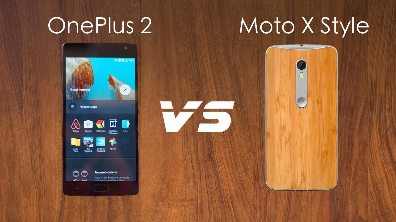 Moto X Pure Edition vs OnePlus Two