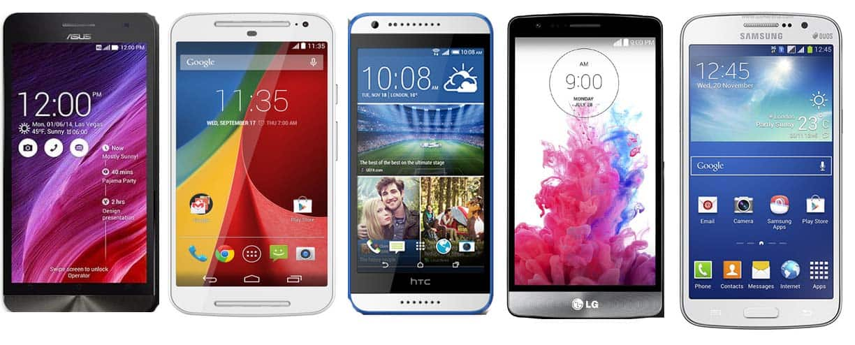 Best Android Phones Under 15000 Rs. 1
