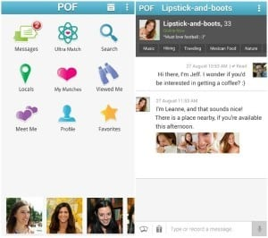 Best Android Apps-pof