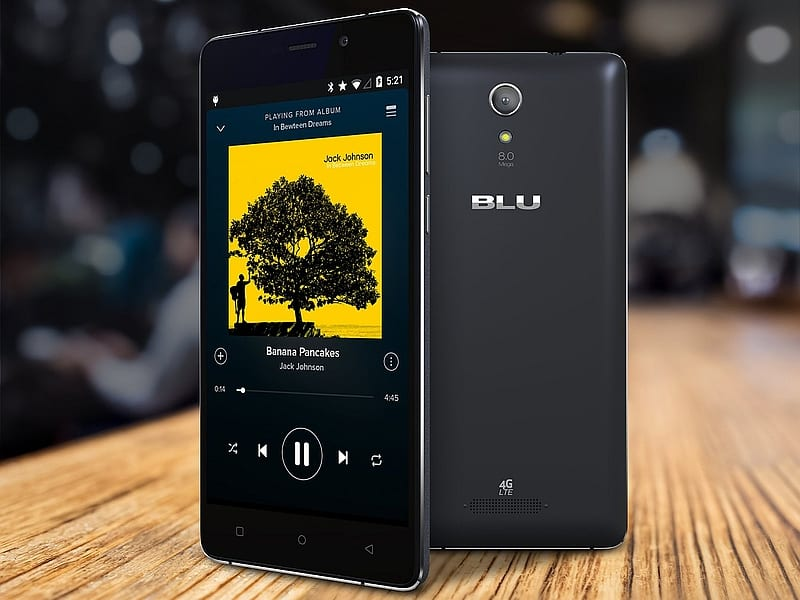 Blu Launched Two Budget Phones.