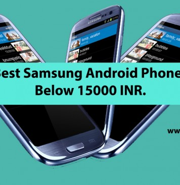Best Samsung Android Phones Under 15K INR