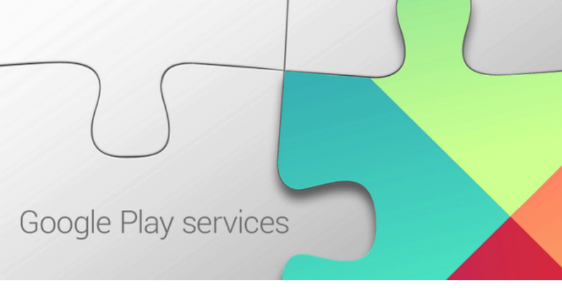 Google Play Services is the solution to fragmentation problem