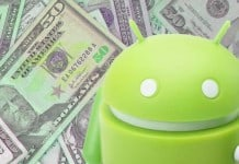 Google Android Revenue.