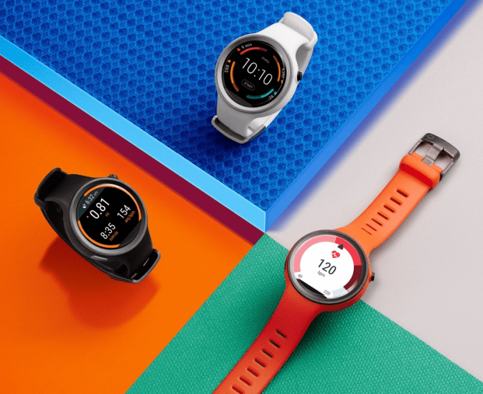 Moto 360 Sport Android