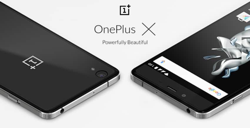 OnePlus X is now Invite-Free 1