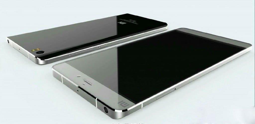 Xiaomi Mi6 Images.