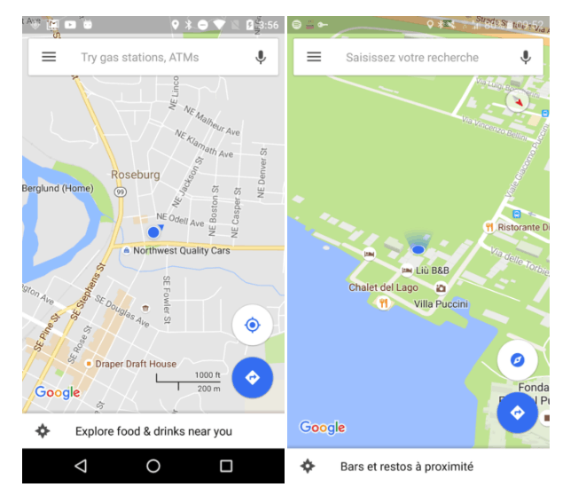 Motorcycle Mode on Google Maps Begins Rolling Out 1