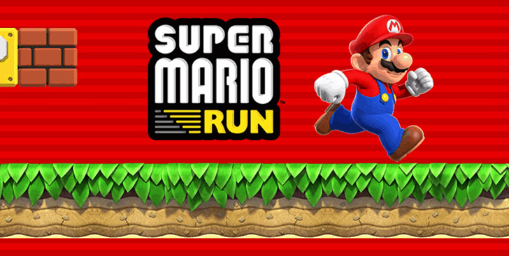Super Mario Run Coming to Android Within Days