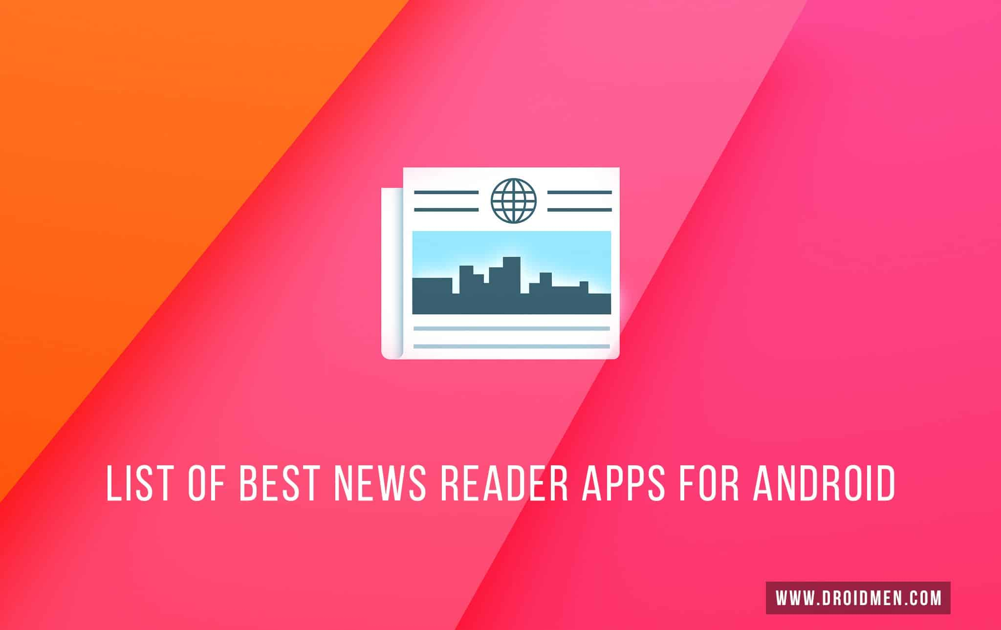 Best News Reader Apps
