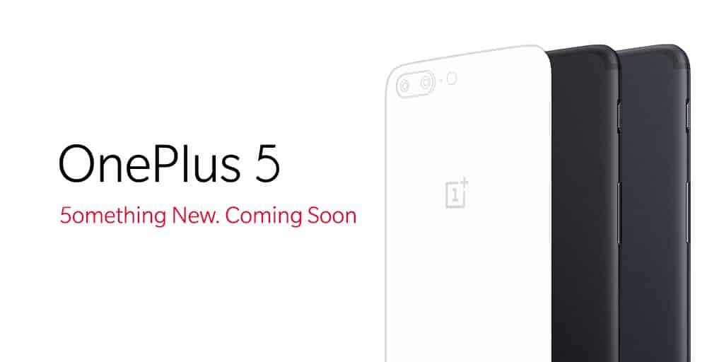 OnePlus teases new color version for the OnePlus 5