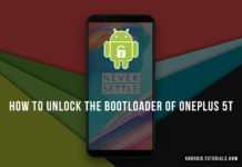 How to Unlock The Bootloader of OnePlus 5T? 1