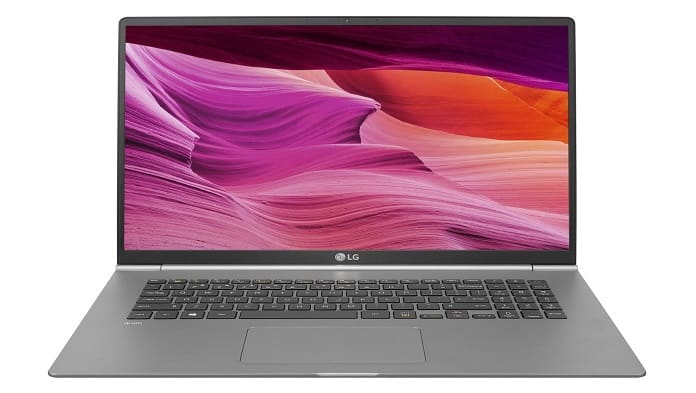 LG announced two new laptops, LG Gram 17 and LG Gram 2-in-1 will be ready for CES 2019 1