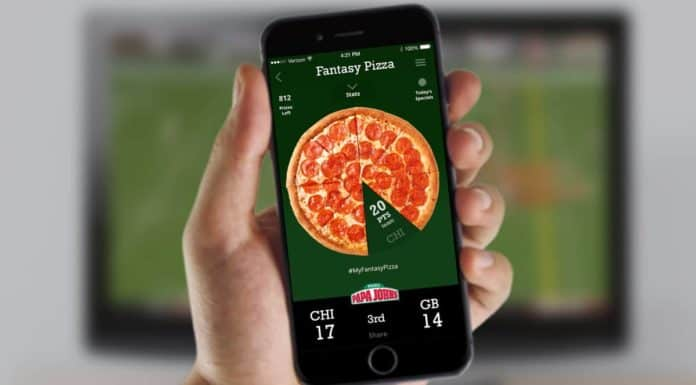 Pizza Delivery Apps