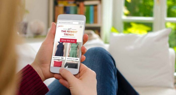 Mobile Ecommerce Web Store